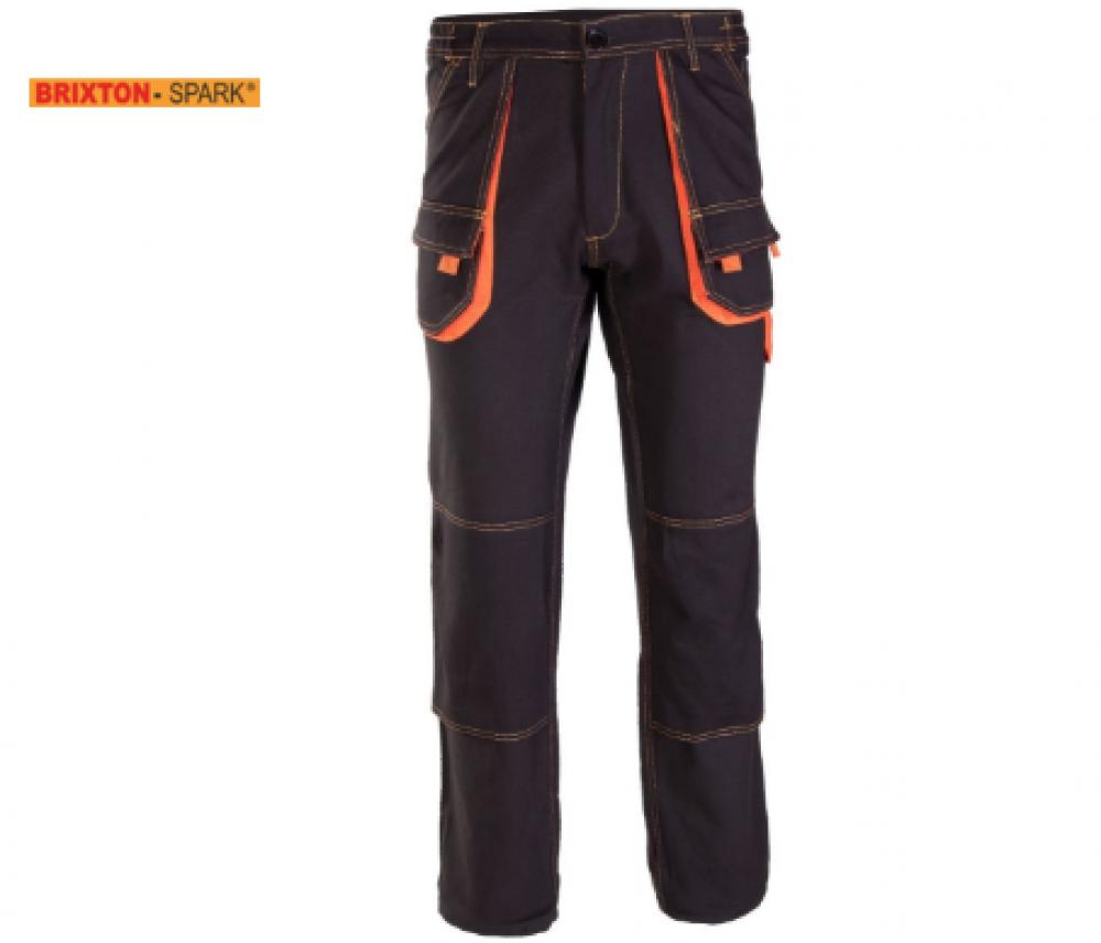 Brixton_spark spodnie do pasa