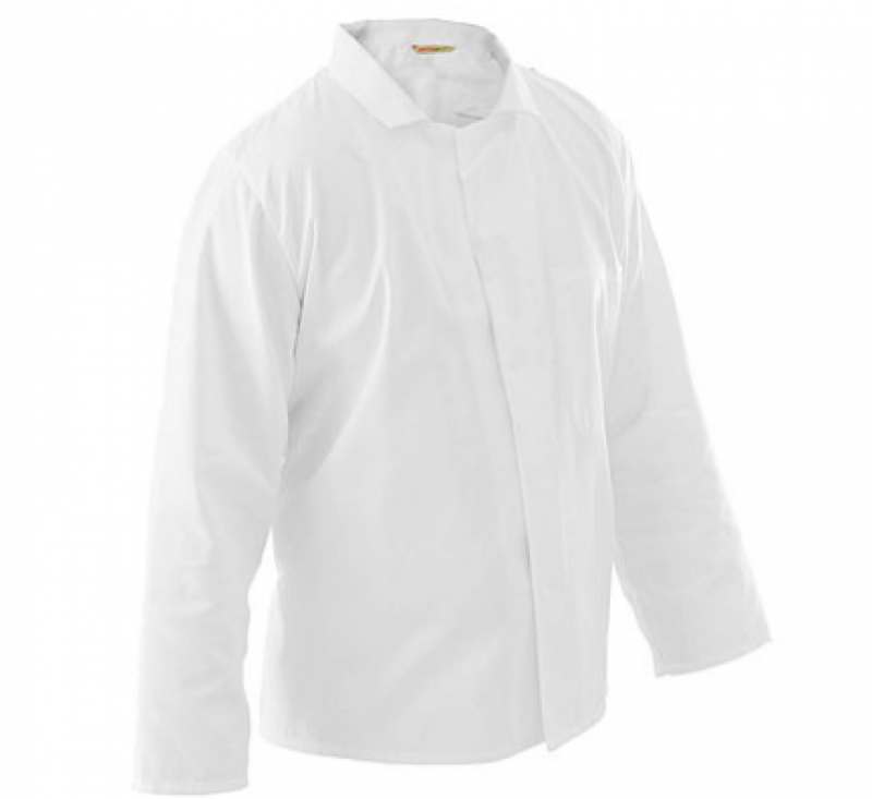 brixton white bluza meska rozpinana