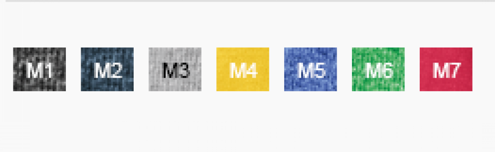 paleta kolorow fusion 163