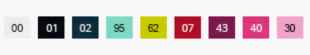 paleta kolorow love 123