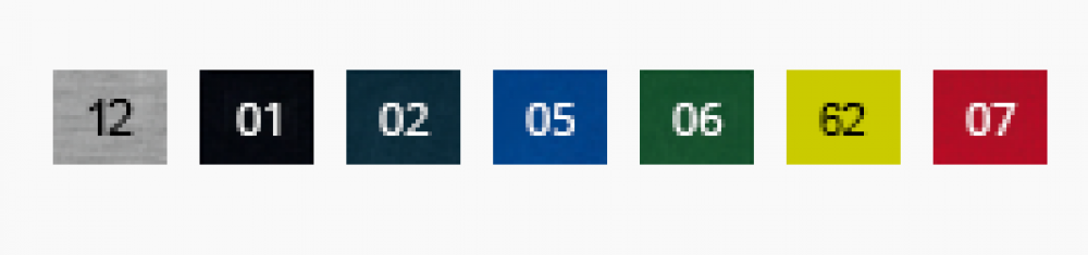 paleta kolorow trendy zipper 410