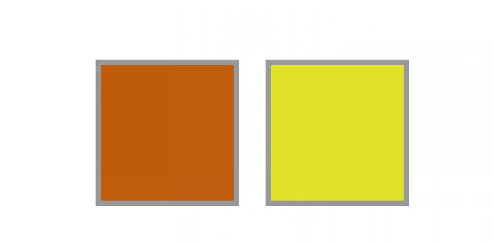 paleta kolorow benefit hi-vi kurtka