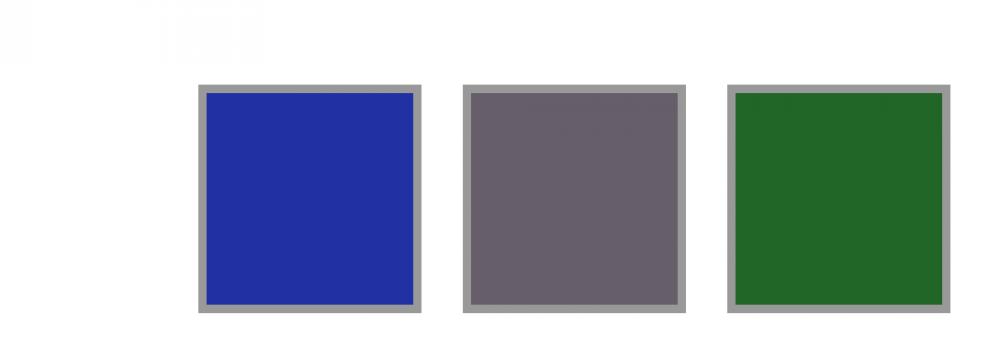 paleta kolorow brixton-snow spodnie do pasa